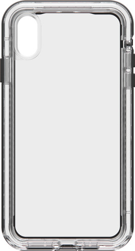 Lifeproof Next Apple iPhone Xs Max Back Cover Black Main Image