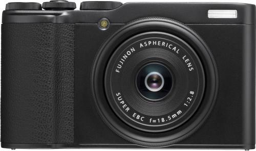 Fujifilm XF10 Zwart Main Image