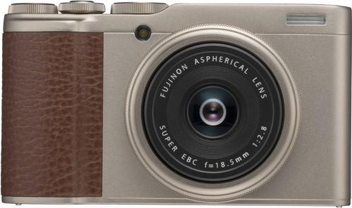 Fujifilm XF10 Goud Main Image