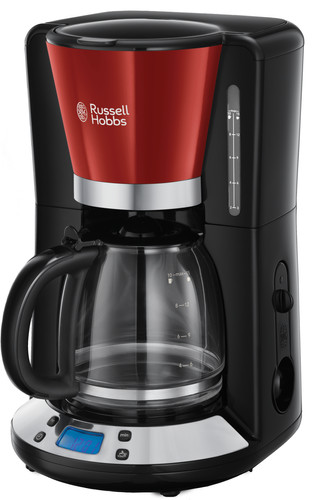 Russell Hobbs Colours Plus Rood Main Image