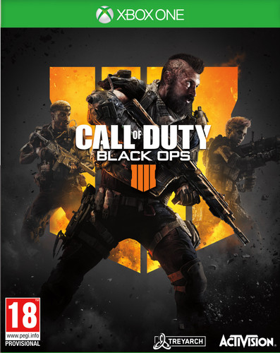 Call of Duty: Black Ops 4  Xbox One Main Image