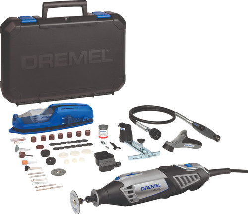Dremel 4000 + 65-piece accessory set Main Image