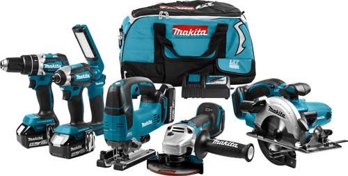 Makita DLX6082 Main Image