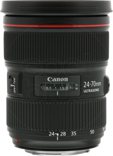 Second Chance Canon EF 24-70mm f/2.8L II USM Main Image
