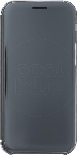 Samsung Galaxy A5 (2017) Clear View Cover Black Main Image