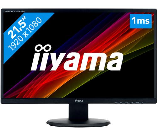 iiyama ProLite E2283HS-B3 Main Image