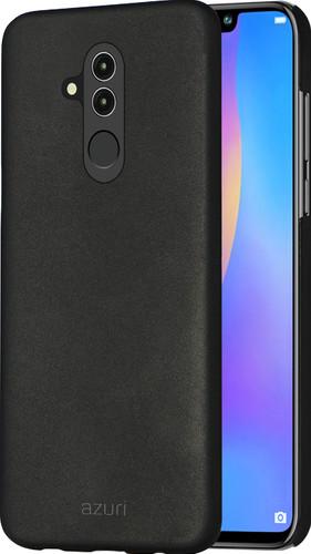 Azuri Metallic Soft Touch Huawei Mate 20 Lite Back Cover Black Main Image