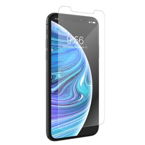 newest 0a6e2 5cdf2 InvisibleShield HD Ultra iPhone Xs Screen Protector Plastic