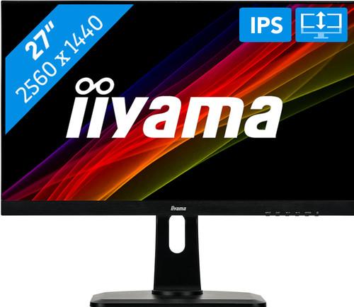 iiyama ProLite XUB2792QSU-B1 Main Image