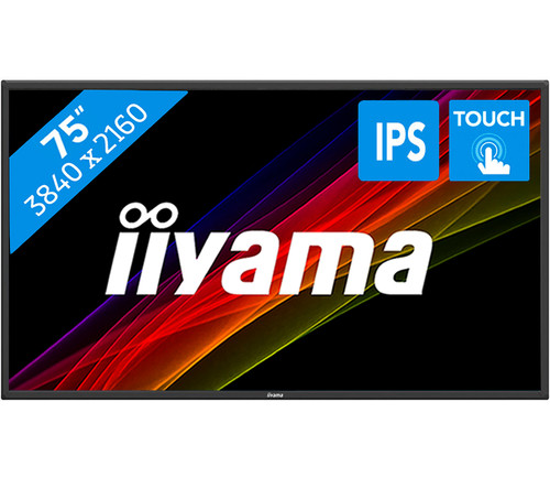 Second Chance iiyama ProLite TE7568MIS-B1AG Main Image