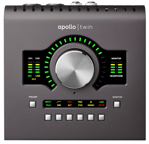 Universal Audio Apollo Twin mk2 Duo Main Image
