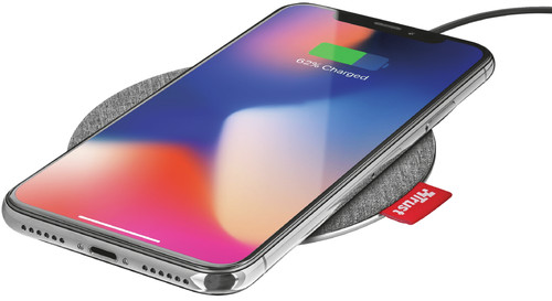 Trust Fyber10 Wireless Charger 7.5 / 10 W Main Image