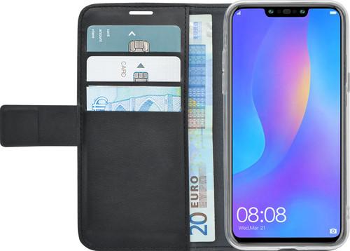Azuri Wallet Magnet Huawei Mate 20 Lite Book Case Black Main Image