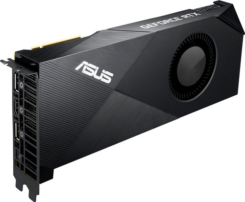 Asus TURBO-RTX2080TI-11G Main Image