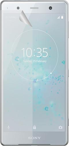 Azuri Sony XZ2 Screenprotector Plastic Duo Pack Main Image