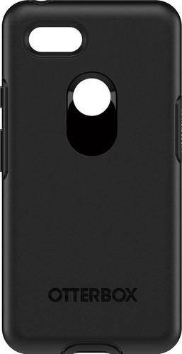classic fit 9e3e7 3fbce Otterbox Symmetry Google Pixel 3 XL Back Cover Black