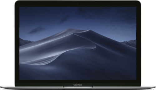 "Apple MacBook 12"" (2017) 8/256GB - 1,3GHz Space Gray Main Image"