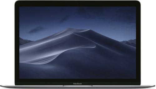 "Apple MacBook 12"" (2017) 16/512GB - 1,4GHz Space Gray Main Image"