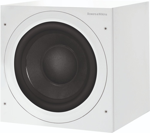 Bowers & Wilkins ASW608 White Main Image
