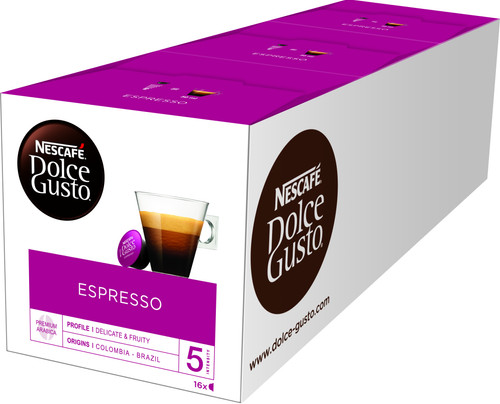 Dolce Gusto Espresso 3 pack Main Image