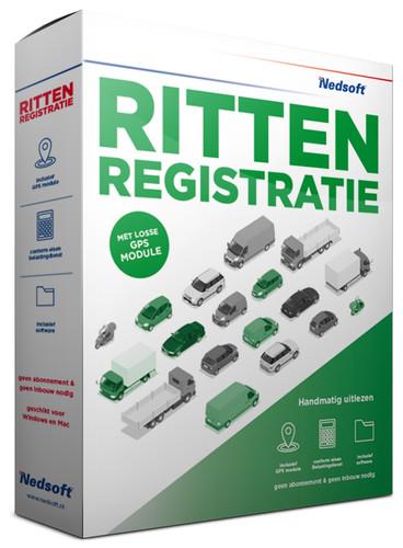 Nedsoft RittenRegistratie 2019 Main Image