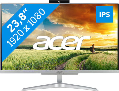 Acer Aspire C24-865 I8628 NL All-in-One Main Image