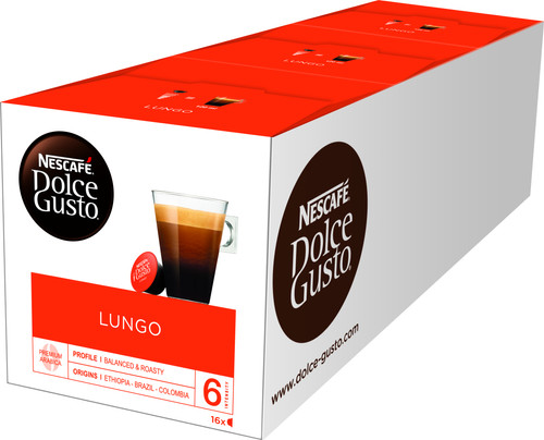 Dolce Gusto Lungo 3 pack Main Image