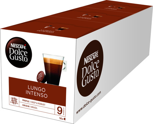 Dolce Gusto Lungo Intenso 3 pack Main Image