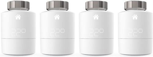 Tado Smart Radiator Thermostat 4 Units Main Image