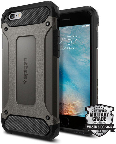 Spigen Tough Armor Tech Apple iPhone 6/6s Gray Main Image