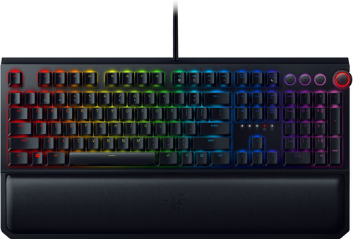 Razer BlackWidow Elite Mechanisch Gaming Toetsenbord Yellow Switch QWERTY Main Image