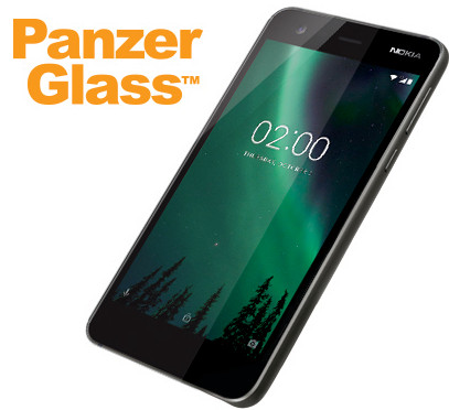 PanzerGlass Screen Protector Nokia 2 Main Image