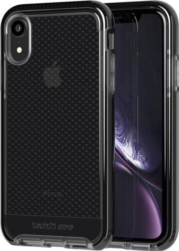Tech21 Evo Check iPhone Xr Back Cover Zwart Main Image
