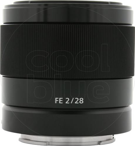 Sony FE 28mm f/2.0 Main Image