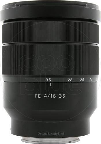 Sony Vario-Tessar T* 16-35mm f/4 ZA OSS FE Main Image