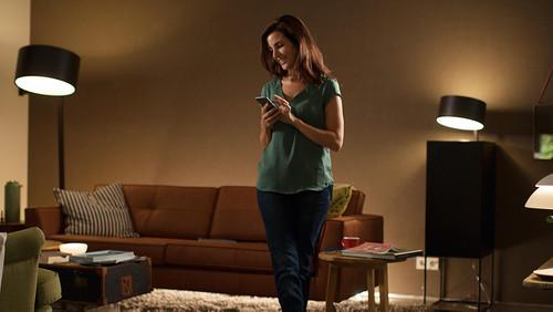 Google Home Mini Philips Hue Starter Pack