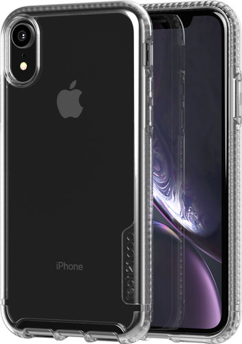 Tech21 Pure Clear Apple iPhone XR Back Cover Transparant Main Image