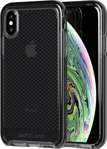 Tech21 Evo Check iPhone X / Xs - Black Main Image