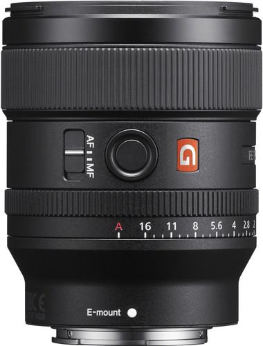 Sony FE 24mm f/1.4 GM Main Image