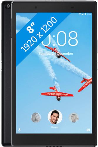 Lenovo Tab 4 8 Plus 4GB 64GB Zwart Main Image