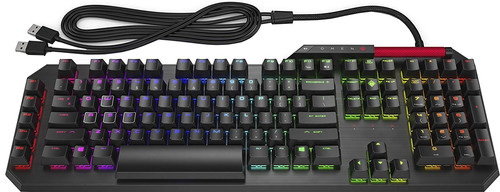 HP Omen SequencerOptical Mechanical Gaming Keyboard QWERTY Main Image