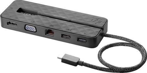 HP Usb C naar HDMI, Ethernet en VGA Mini Dock Main Image