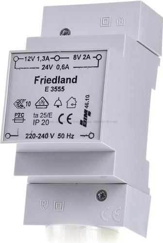 Friedland Beltrafo - Transformator voor Nest Hello Main Image