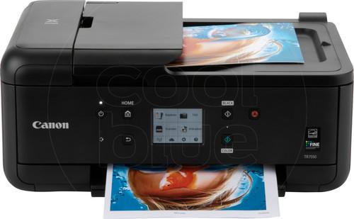 Canon PIXMA TR7550 Main Image