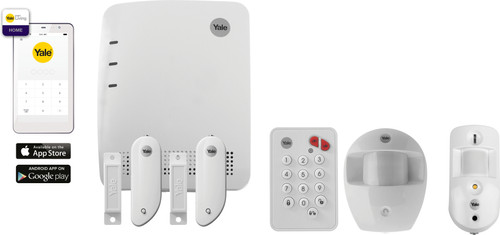 Yale Smart Home Pro SR-3800i Main Image