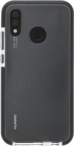 Azuri Flexible Bumper Huawei P20 Lite Back Cover Black Main Image