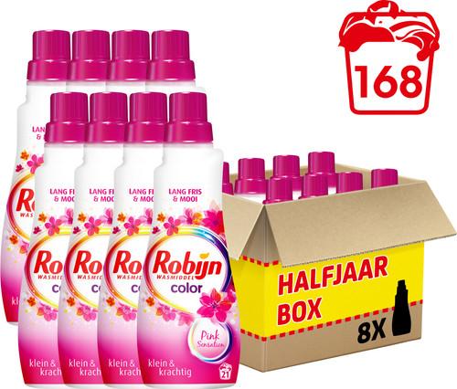 Robijn Klein & Krachtig Color Pink Sensation - 8 stuks Main Image
