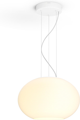 Philips Florish Hanging Lamp White & Color White Main Image