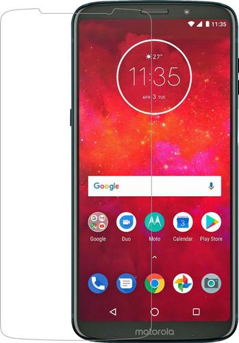 Azuri Tempered Glass Motorola Z3 Play Screen Protector Glass Main Image