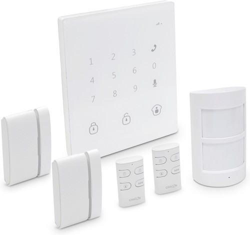 Chacon Alarmsysteem met Simkaart Main Image